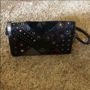 Coach canyon quilt purse.